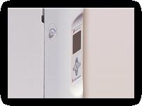 Display del radiador eléctrico Eco Sensor