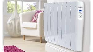 tipos de radiadores electricos